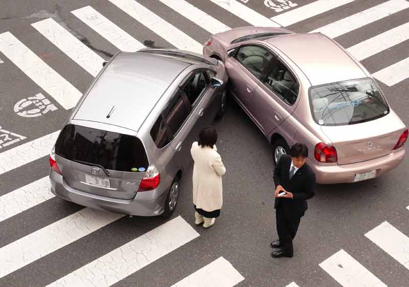 5 Most Important Things to do When Involved in an Auto Accident